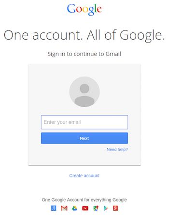 login-gmail-form