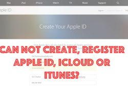 can-not-create-register-apple-id-icloud-itunes